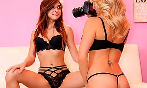 Brittany Foster & Sara Luvv in Seductions Older Sexyer, Scene #04