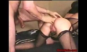 Mom Gets Hardcore Anal Fisting