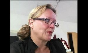 Mature german lady 3