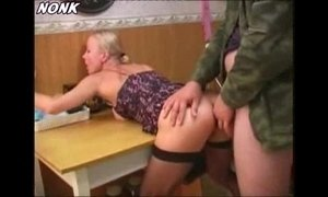 My Buddy From Army Fucked My Mom In Ass