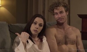 Sextractive porn actress Chanel Preston gives and interview