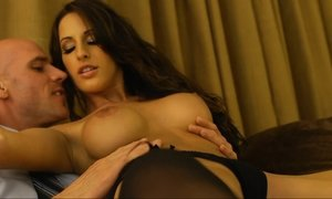 Amazing Kortney Kane having sex with me